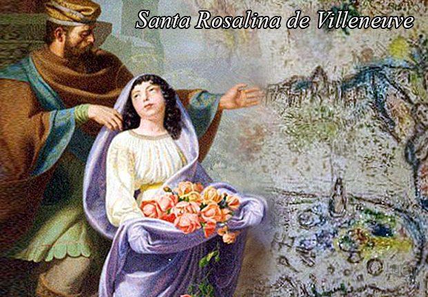 Santa Rosalina de Villeneune