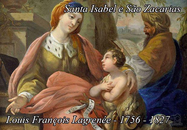Santa Isabel e São Zacarias