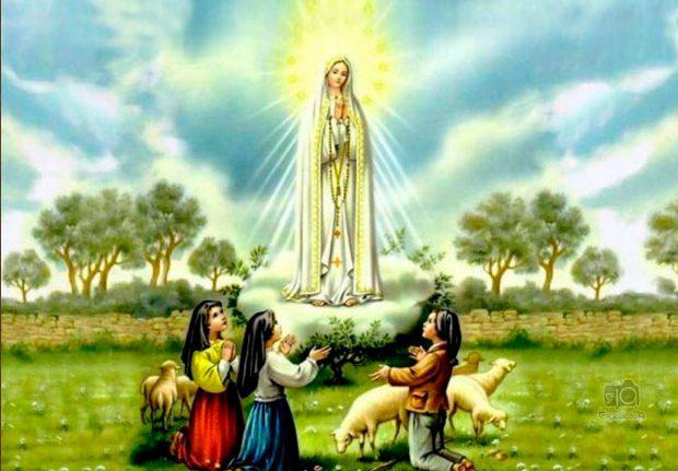 História de Nossa Senhora de Fátima