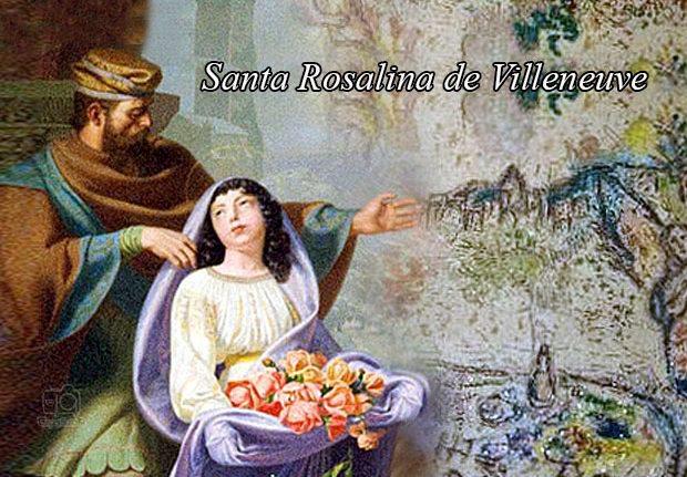 Santa Rosalina de Villeneuve