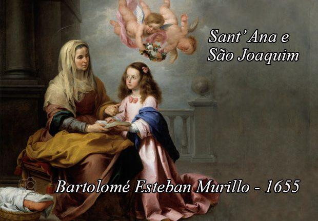 Sant' Ana e São Joaquim