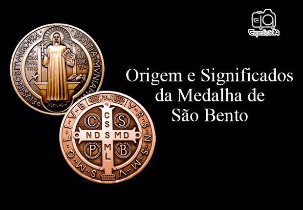 Origem e Significados da Medalha de São Bento