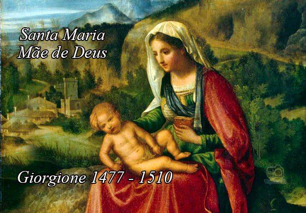 Solenidade de Maria Mãe de Deus